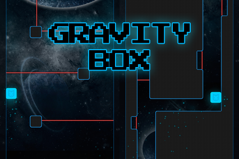 Gravity Box: Space run